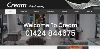 cream-hairdressing